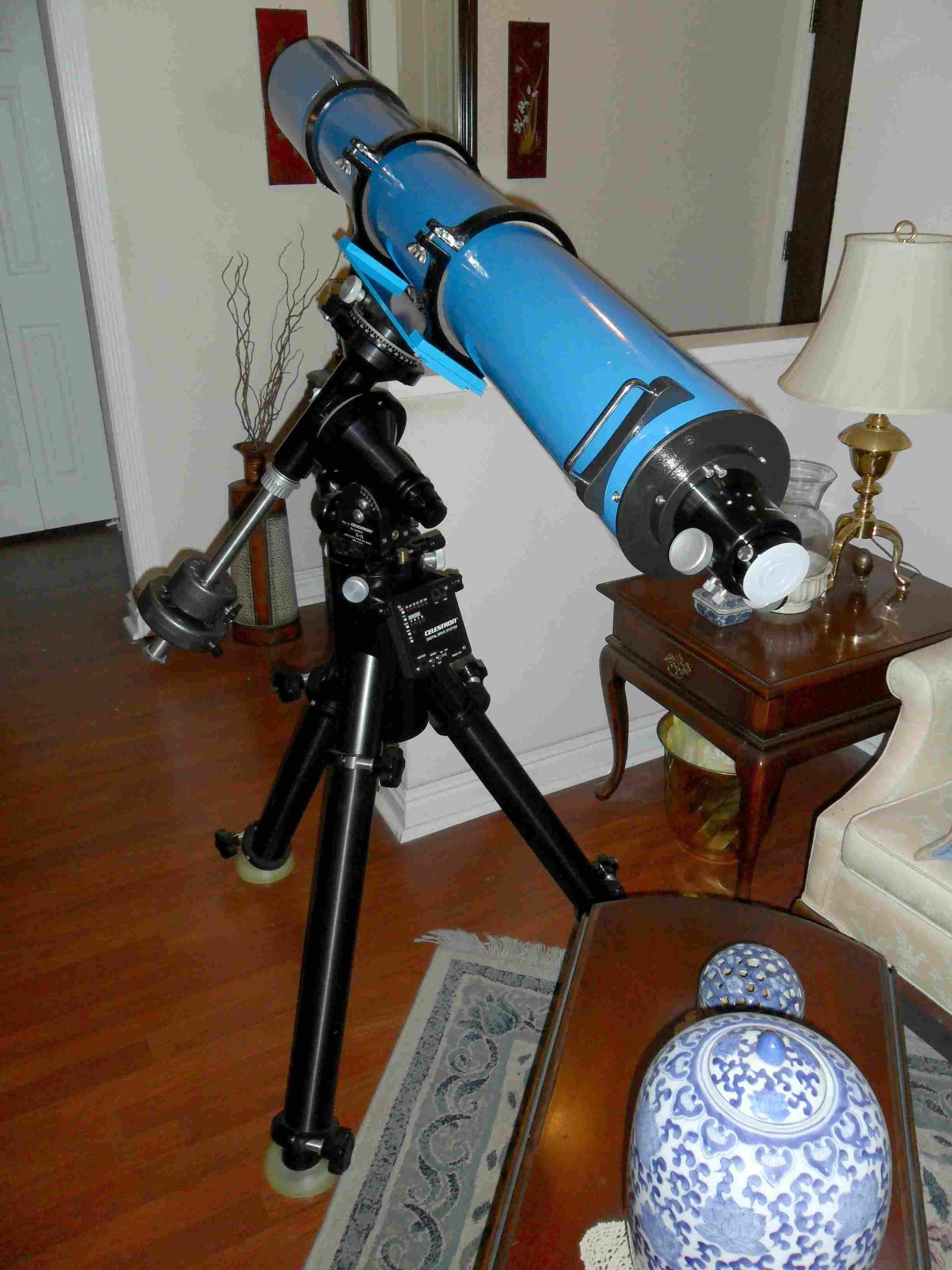 The Vega Sky Center - An Amateur Astronomy Web Hub (Founded