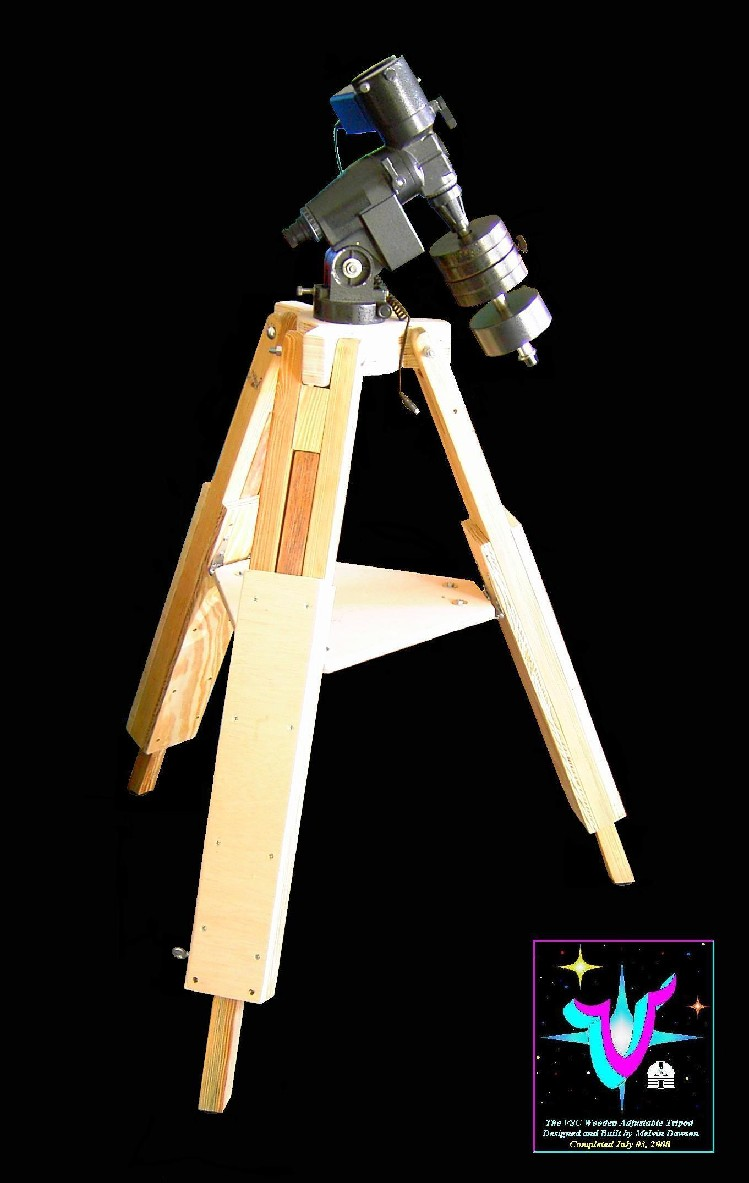 "Click this image to go directly to the VSC ""North Star"" Field Tripod page."